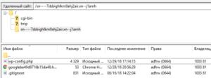 Восстановление сайта из репозитория после взлома wordpress